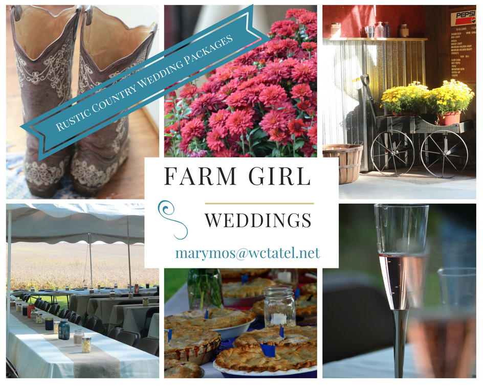 Farm Girl Weddings