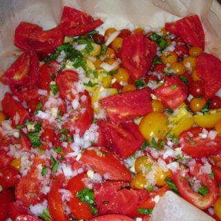 Healthy Roasted Tomato Sauce