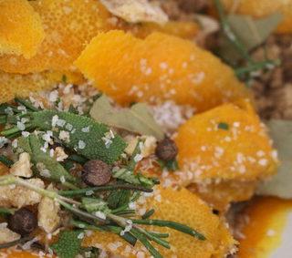 Countdown to Thanksgiving–Orange Herb Turkey Brine Mix